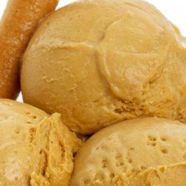 Glace Artisanale Caramel Beurre Salé