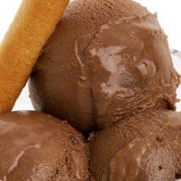 Glace Artisanale Chocolat au Lait