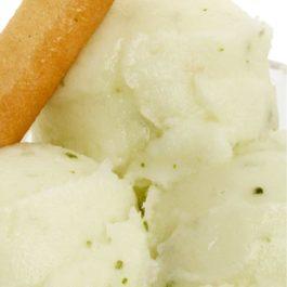 Sorbet Artisanal Citron Basilic